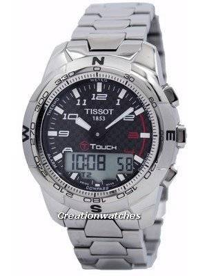 Tissot T-Touch II Titanium T047.420.44.207.00 T0474204420700 Men's Watch