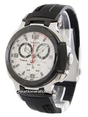 Tissot T-Race Chronograph T048.417.27.037.00 T0484172703700 Men's Watch