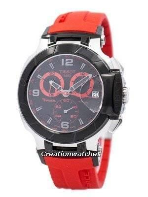 Tissot T-Race Chronograph T048.417.27.057.02 T0484172705702 Men's Watch