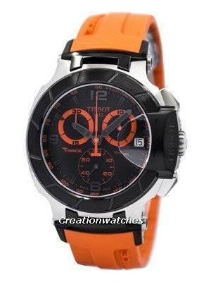 Tissot T-Race Chronograph T048.417.27.057.04 T0484172705704 Men's Watch