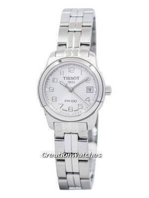 Tissot T-Classic PR 100 Quartz T049.210.11.032.00 T0492101103200 Women's Watch