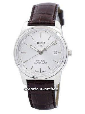 Tissot T-Classic PR 100 Automatic T049.407.16.031.00 T0494071603100 Men's Watch