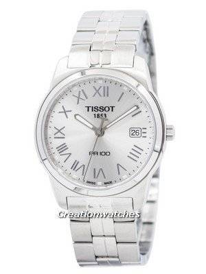 Tissot T-Classic PR 100 Quartz T049.410.11.033.01 T0494101103301 Men's Watch