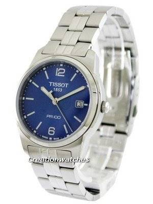 Tissot Classic PR 100 T049.410.11.047.01 T0494101104701 Men's Watch