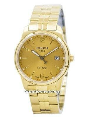 Tissot T-Classic PR 100 Quartz T049.410.33.027.00 T0494103302700 Men's Watch