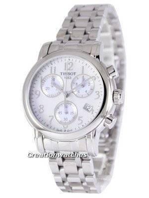 Tissot T-Lady Dressport Quartz T050.217.11.112.00 T0502171111200 Women's Watch
