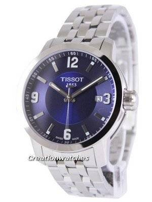 Tissot PRC 200 Quartz T055.410.11.047.00 T0554101104700 Men's Watch