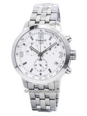 Tissot T-Sport PRC 200 Quartz Chronograph T055.417.11.017.00 T0554171101700 Men's Watch