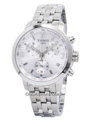 Tissot T-Sport PRC 200 Chronograph T055.417.11.037.00 T0554171103700 Men's Watch