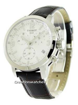 Tissot T-Sport PRC 200 Quartz Chronograph T055.417.16.017.01 T0554171601701 Men's Watch