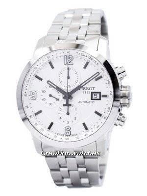 Tissot PRC 200 Automatic Chronograph T055.427.11.017.00 T0554271101700 Men's Watch