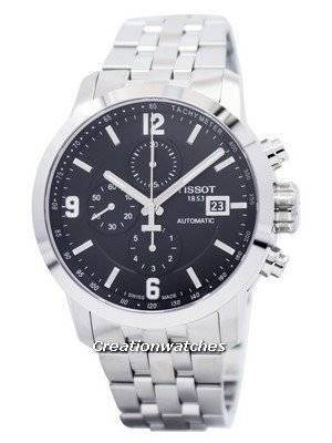 Tissot PRC 200 Automatic Chronograph T055.427.11.057.00 T0554271105700 Men's Watch