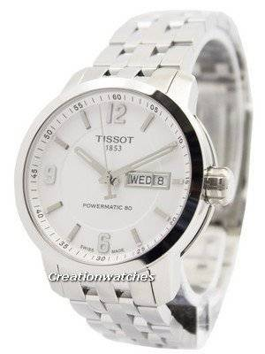 Tissot T-Sports PRC 200 Automatic T055.430.11.017.00 T0554301101700 Men's Watch
