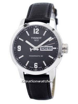 Tissot T-Sport PRC 200 Automatic Black Dial T055.430.16.057.00 T0554301605700 Men's Watch