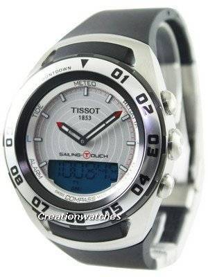 Tissot Sailing Touch Analog Digital T056.420.27.031.00 T0564202703100 Men's Watch