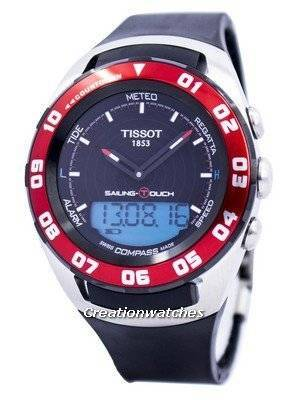 Tissot Sailing Touch Analog Digital T056.420.27.051.00 T0564202705100 Men's Watch