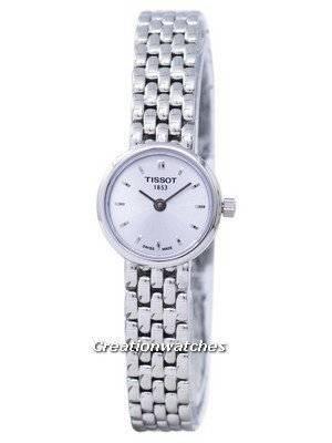 Tissot T-Trend Lovely Quartz T058.009.11.031.00 T0580091103100 Women's Watch