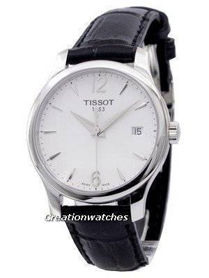 Tissot T-Classic Tradition T063.210.16.037.00 T0632101603700 Women's Watch