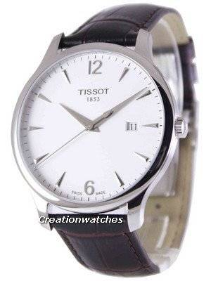 Tissot T-Classic Tradition T063.610.16.037.00 T0636101603700 Men's Watch