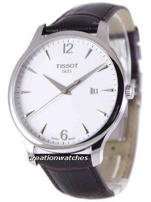 Tissot T-Classic Tradição T063.610.16.037.00 T0636101603700 Relógio Masculino