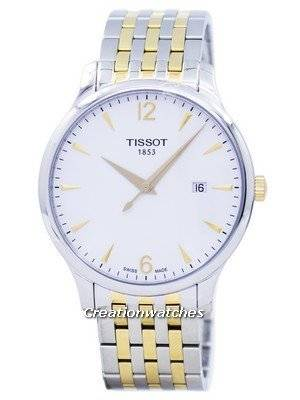 Tissot T-Classic Tradition Quartz T063.610.22.037.00 T0636102203700 Men's Watch