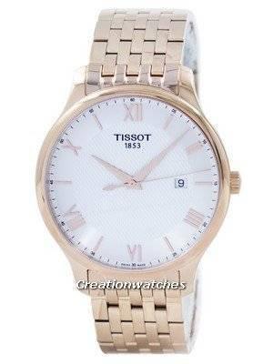 Tissot T-Classic Tradition Quartz T063.610.33.038.00 T0636103303800 Men's Watch