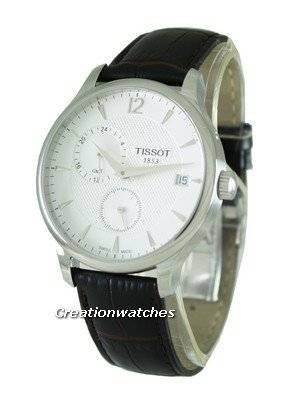 Tissot Tradition T063.639.16.037.00 T0636391603700 Mens Watch