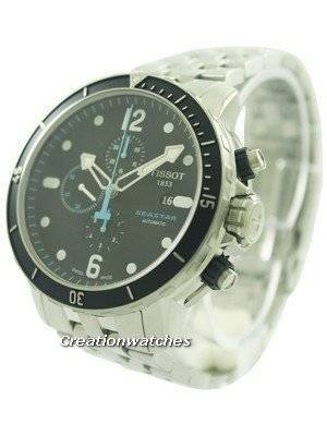 Tissot T-Sport Seastar 1000 Automatic Chronograph T066.427.11.057.00 T0664271105700 Men's Watch