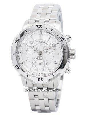 Tissot PRS 200 Chronograph T067.417.11.031.00 T0674171103100 Men's Watch
