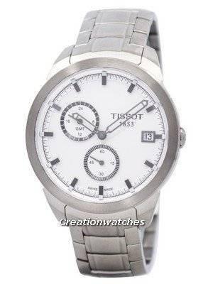 Tissot Titanium GMT Quartz T069.439.44.031.00 T0694394403100 Men's Watch