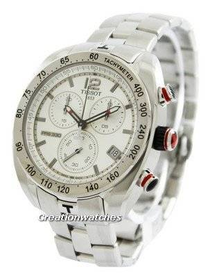 Tissot PRS 330 Chronograph T076.417.11.037.00 T0764171103700 Men's Watch