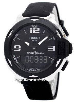 Tissot T-Race Touch Analog-Digital T081.420.17.057.01 T0814201705701 Men's Watch