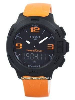 Tissot T-Race Touch Analog-Digital T081.420.97.057.02 T0814209705702 Men's Watch