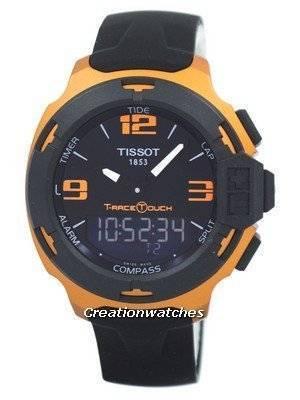 Tissot T-Race Touch Analog-Digital T081.420.97.057.03 T0814209705703 Men's Watch