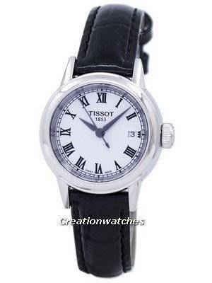 Tissot T-Classic Carson Quartz T085.210.16.013.00 T0852101601300 Women's Watch