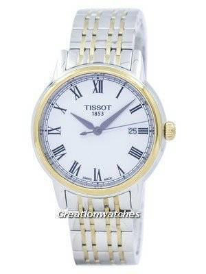 Tissot T-Classic Carson Quartz T085.410.22.013.00 Men's Watch