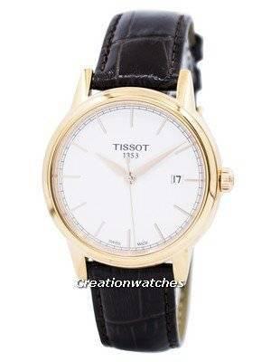 Tissot CARSON T-Classic T085.410.36.011.00 T0854103601100 Mens Watch