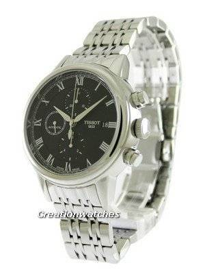 Tissot Carson Automatic Chronograph T085.427.11.053.00 T0854271105300 Men's Watch