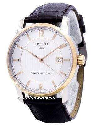 Tissot T-Classic Titanium Automatic T087.407.56.037.00 T0874075603700 Men's Watch
