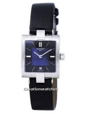 Tissot T02 Quartz T090.310.17.121.00 T0903101712100 Women's Watch
