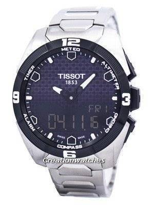 Tissot T-Touch Expert Solar T091.420.44.051.00 T0914204405100 Men's Watch