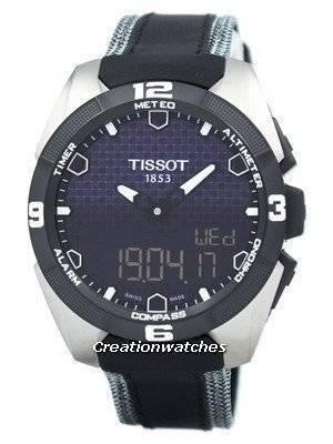 Tissot T-Touch Expert Solar Analog Digital T091.420.46.051.01 T0914204605101 Men's Watch