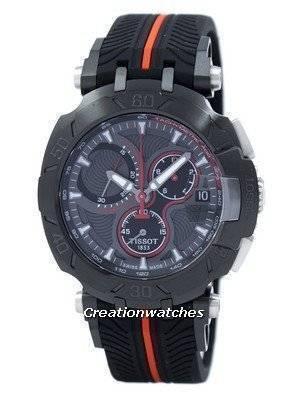 Tissot T-Sport T-Race Chronograph Quartz T092.417.37.067.00 T0924173706700 Men's Watch