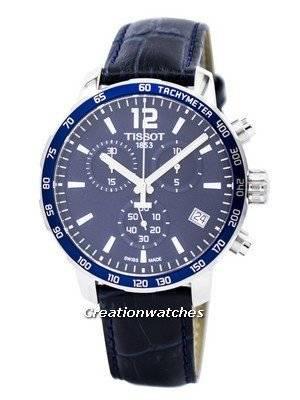 Tissot T-Sport Quickster T095.417.16.047.00 T0954171604700 Men's Watch