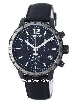 Tissot T-Sport Quickster Quartz Chronograph T095.417.36.057.02 T0954173605702 Men's Watch