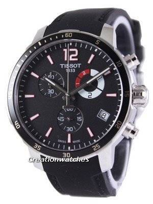 Tissot T-Sport Quickster Chrono Football T095.449.17.057.00 T0954491705700 Men's Watch