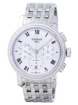 Tissot T-Classic Bridgeport Chronograph Automatic T097.427.11.033.00 T0974271103300 Men's Watch