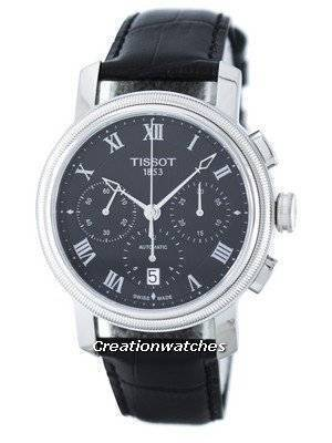 Tissot T-Classic Bridgeport Automatic Chronograph T097.427.16.053.00 T0974271605300 Men's Watch