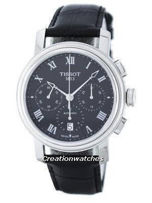 Tissot T-Classic Bridgeport Automatic Chronograph T097.427.16.053.00 T0974271605300 Men's Watch