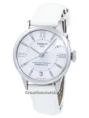 Tissot T-Classic Chemin Des Tourelles Automatic T099.207.16.116.00 T0992071611600 Women's Watch